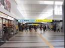 【映像】変わるJR広島駅、完成した新跨線橋を歩く